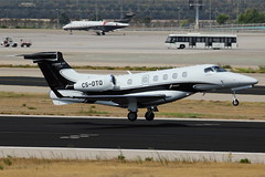 CS-DTQ | Embraer EMB-505 Phenom 300 | Everjets (cv880m) Tags: aviation airplane aircraft athens lgav ath eleftherios venizelos ramptour airborn europe greece csdtq embraer emb505 phenom phenom300 everjets portugal bizjet ttail