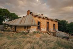The Forgotten! (Ian M's) Tags: abandoned jamestown sa decay vsco