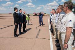 Expedition 52-53 Backup Crew (NASA Johnson) Tags: russia kazakhstan astronaut cosmonaut roscosmos europeanspaceagency nasa esa russianfederalspaceagency