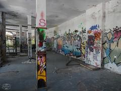 E-M1MarkII-13. Juli 2017-15-28-58 (spline_splinson) Tags: consonno graffiti graffitiart graffity italien italy lostplace losttown ruin ruinen ruins lombardia it