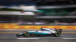 Lewis Hamilton - Mercedes 2017