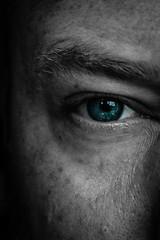 The Eye (michael_kenda) Tags: selfie 40mm selfportrait nikond7100 snapshot eye colorkeying
