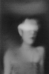 4 (Nasos Karabelas) Tags: nasoskarabelas woman black white experimental abstract