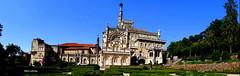 Palace Hotel do Buçaco (Bussaco) (verridário) Tags: buçaco hotel monumento palace palacio luso historia arquitetura sony panorama history