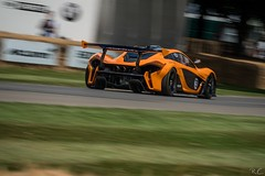 P1 GTR - Goodwood 2017 (Ryan Charsville) Tags: mclaren car supercar gh5 panasonic goodwood 2017 v8 track fast blur motion automotive sports