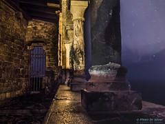I portici (Silver_63) Tags: la spezia mare notte chiesa liguria portovenere