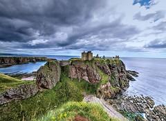 Dunnottar Castle,Stonehaven,Scotland (Phelan (Shutter Clickin) Goodman) Tags: castle dunnottar scotland north sea rocks stonehaven aberdeenshire panasonic gx80 atmospheric water ocean