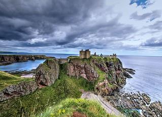 Dunnottar Castle,Stonehaven,Scotland