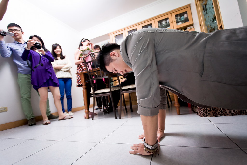 任廷&姿妤、婚禮0109