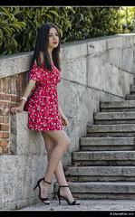 Tania - 1/5 (Pogdorica) Tags: modelo sesion retrato posado chica tania morena