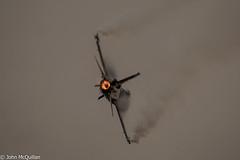 Solo Turk (J-McQuillan) Tags: raf royal air force international tattoo fairford usaf turkish f16 fighting falcon solo turk