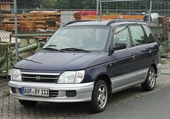Gran Move (Schwanzus_Longus) Tags: wiesmoor modern car vehicle spottes spotting carspotting german germany japan japanese station wagon estate break kombi combi daihatsu gran move