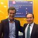 Instalamos señalización bilingüe en la línea 8 de Metro