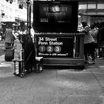 Chilling Outside 34th St Penn Station thumbnail