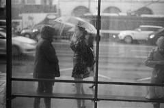 Невский пр. Дожжь /Nevsky Prospect. Rain (#maksimkr) Tags: stpetersburg street ilford d76 zorky3 jupiter3