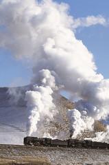 UPGRADE SLOG (dayvmac) Tags: steam steamlocomotive chinesesteam china railways railroad jingpeng snowscenes winter kodachrome