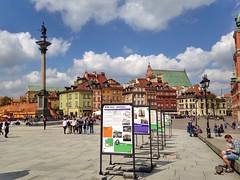 Castle Square/plac Zamkowy w Warszawie (brimidooley) Tags: warsaw warszawa poland polska citybreak city travel europe