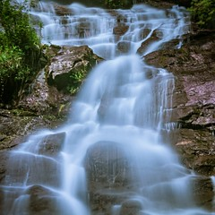 The Milky Way (rlathepoet) Tags: photography photographer nature landscape waterfall rocks streams water