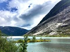 Glacier hiking at Nigardsbreen (Norway) (cherac) Tags: nigardsbrevatnet nigardsbreen jostedal glacier hiking