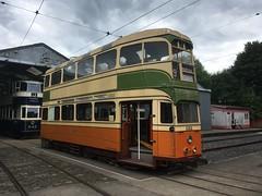 Glasgow 1282 (TC60054) Tags: glasgow corporation coronation tram tramway tramcar preservation crichtramwayvillage nationaltramwaymuseum preserved