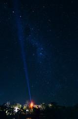 Night in the route (-FacundoS-) Tags: noche night nacht sky cielo estrellas stars constelacion constelation via lactea nikon d5100 nikkor 1855 1855mm 18