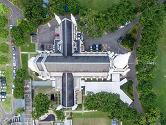 Aerial of St. Andrew's Cathedral