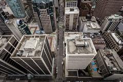 Vancouver BC - Exchange Tower (42) (doublevision_photography) Tags: vancouver vancouvercity vancouverrealestate vancouverbc vancouverskyline vancity vancouvercanada jasocrane constructioncrane vancouverconstruction roofing vancouverroofing contruction towercranephotography flyingtables tableflying