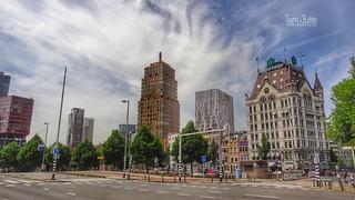 Witte Huis, Wijnheave, Blaak, Rotterdam, Netherlands - 5187