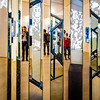 Mirror, Image, Manoeuvre (DobingDesign) Tags: saatchigallery london selfie mirror image reflection refractions shards people light abstract pattern lines panels geometric posing selfexpression fromselfietoselfexpression mirrorselfie selfabsorbed vanity complicated fragments artexhibition glass prism