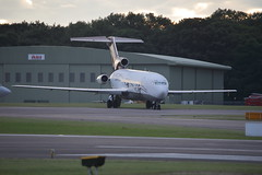 M-FTOH (Rob390029) Tags: boeing 727 mftoh jet plane aircraft aviation transport transportation travel kemble cotswold airport gba egbp