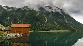 eidfjord harbour building