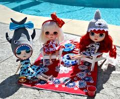 Shark Week Day 5 - Shark Fin Beach