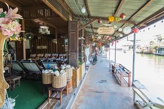 marché flottant amphawa - thailande 56