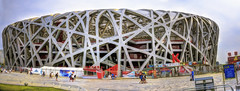 Bird's Nest (Israel DeAlba) Tags: estadio stadium birdsnest beijing olympic china hdr people israeldealba