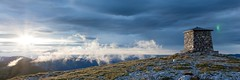 early morning Heukuppe (Patrick Schramek) Tags: rax heukuppe karlludwighaus sunrise sonnenaufgang berg ef24105mm canon eos 5d mountain austria