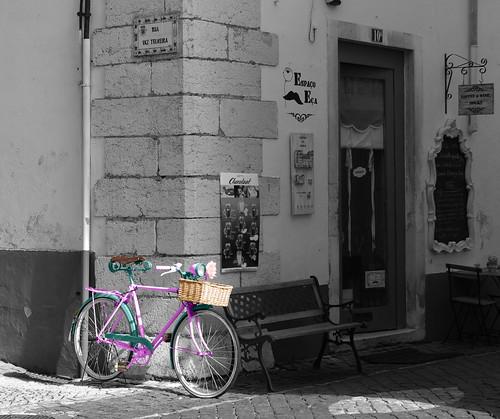 Le vélo recyclé