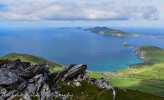 Blasket Islands (Barbara Walsh Photography) Tags: blasketisland ireland kerry sea atlantic west water walls fields