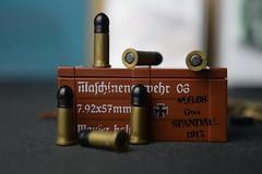 Always be prepared! (BrickMove.YT) Tags: lego brickarms ww1 tank a7v