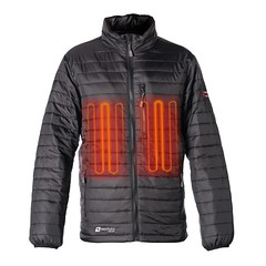 Winter Heated Clothing - Venture Heat - Wearable Heating Technology - Heated Insulated Jacket (Venture Heat) Tags: venture heat® motorcycle heated clothing jackets jacket liners gloves pants winter hoodie vests apparel gear mittens sweaters selfheated fir heat therapy products heating pads self far infrared ray wwwventureheatcom