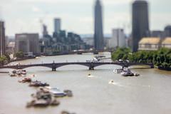 Lambeth Bridge (Craig Dyni) Tags: vacation londoneye lensbabyedge80 england london westminsterbridge lensbaby uk unitedkingdom ferriswheel