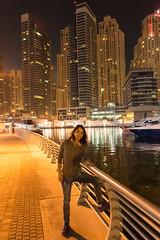 Marina Bay (tesKing (Italy)) Tags: dubai emiratiarabi uae marinabay