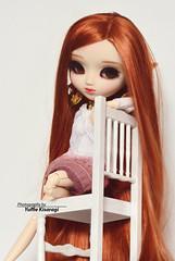 Ashura - Pullip Custom (·Yuffie Kisaragi·) Tags: doll pullip youtsuzu custom poisongirl ashura obitsu rewigged rechipped