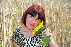 DCS_3852_00041 (dmitriy1968) Tags: portrait портрет nature природа erotic sexsual эротично beautiful girl wife люди people evening придонье девушка отдых путешествия outdoor секси пшеница wheat солнечный день sunny day
