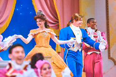 Beauty and the Beast - Live on Stage (dolewhip) Tags: beautyandthebeastlive beautyandthebeast dhs hollywoodstudios sunsetblvd wdw disney waltdisneyworld theaterofthestars belle beast