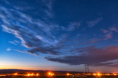 Pre-Dawn (inlightful) Tags: sunset sunrise morning evening dusk dawn sky clouds weather outdoors nature rural southwest socorrocounty newmexico