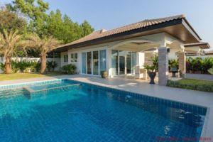 Hua Hin: Großartige Villen mit Pool, Top Bauqualität & Design, Vermietungsservice mit Mietgarantie 6% (Villen von 96 bis 201 qm)