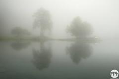 Brouillard sur le lac de Bethmale (Frankhuizen Photography) Tags: brouillard sur le lac bethmale de france 2016 lake fog nature water trees bomen boom tree fotografie photography landscape landschap