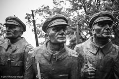 Pomnik Józefa Piłsudskiego - II (Theunis Viljoen LRPS) Tags: krakow poland pomnikjózefapiłsudskiego monument