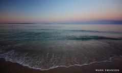 Last Light over Lake Huron (mswan777) Tags: sunset glow evening straits mackinaw mackinac michigan outdoor nature scenic water waves shore lake huron island nikon d5100 sigma 1020mm travel sky cloud