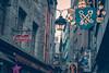 Grande Rue or                                 the Main Street (julesnene) Tags: bay bayofmontstmichel canon canon7dmark2 canon7dmarkii canonefs1755mmf28isusm france granderue juliasumangil lemontsaintmichel mainstreet mont montsaintmichel normandy unesco unescoworldheritagecentre unescoworldheritagesite abbey ancient commune fortification island julesnene landmark lowtide monastery rocky tidal travel normandie fr